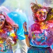 Красочный забег ColorsGO 2018 фотографии