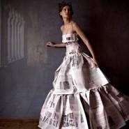 Творческая мастерская «Бумага в моде» фотографии