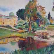 Выставка «Пленэр.  Исторические ландшафты России» фотографии