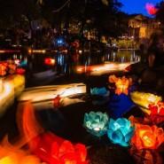 Фестиваль Водных фонариков 2017 фотографии