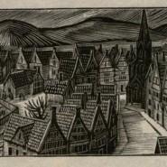 Выставка «Мир Пушкина виллюстрациях Владимира Фаворского» фотографии