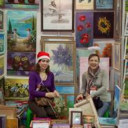 Выставка-Ярмарка «Новогодний подарок» 2016 фотографии
