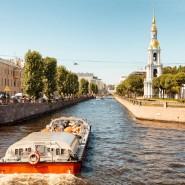 Прогулка на теплоходе «Северная Венеция»: реки, каналы и мосты фотографии