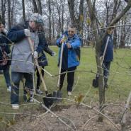 Арт-субботник в Михайловском саду 2019 фотографии