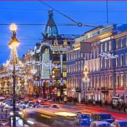Экскурсия «Вечерний Петербург» фотографии