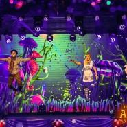 Мультимедийное шоу для всей семьи «Приключения Алисы в стране чудес» фотографии