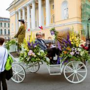 Международный Фестиваль цветов 2018 фотографии