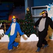 Новогодняя детская программа «Щелклювчик и Королевство свинок» в Angry Birds Activity Park 2020 фотографии