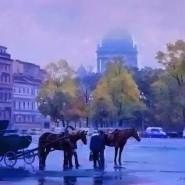 Выставка живописи Виктора Шустрова фотографии