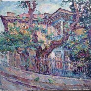 Выставка живописи и рельефа «Среда» фотографии