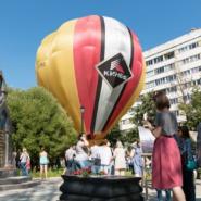 Праздник  воздухоплавания в Приморском районе 2019 фотографии