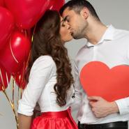 День святого Валентина в Санкт-Петербурге 2020 фотографии