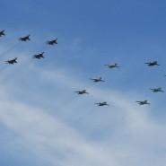 Воздушный парад Победы в Санкт-Петербурге 2020 фотографии