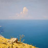 Выставка  «Крым в произведениях А. И. Куинджи» фотографии