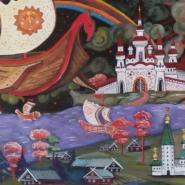 Выставка «Живописные и графические работы архитекторов» фотографии