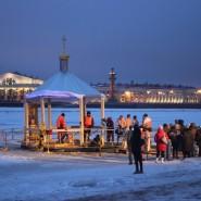 Праздник Крещения Господня в Санкт-Петербурге 2020 фотографии