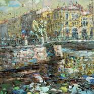Выставка «Цветные сны белых ночей Петербурга» фотографии