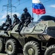 Реконструкция современного боя спецназа России фотографии