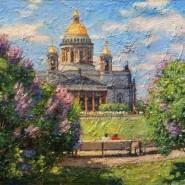 Молодежный фестиваль искусств «Русская весна в Петербурге» фотографии
