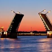 Развод мостов в Санкт-Петербурге 2018 фотографии