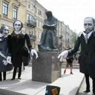 «День Достоевского» на Кузнечном переулке 2016 фотографии