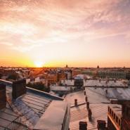 Экскурсии по крышам Санкт-Петербурга фотографии