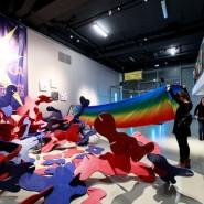 Выставка «Взбучка. Тренажерный залп» фотографии