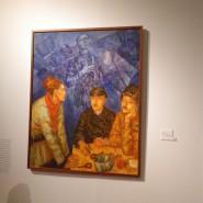 Выставка  «Кузьма Сергеевич Петров-Водкин. К 140-летию со дня рождения» фотографии