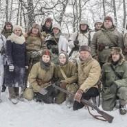 Военно-исторический фестиваль в в Багратионовском сквере 2019 фотографии