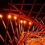Ночь Света в Гатчине 2018 фотографии