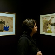 Выставка «Весь Бакст» фотографии