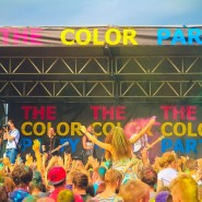 Фестиваль красок «The color party» 2016 фотографии