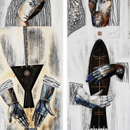 Выставка «Искусство эмали. Уроки мастерства» фотографии