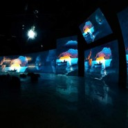 Мультимедийная выставка «Айвазовский и Рерих — ожившие полотна» фотографии