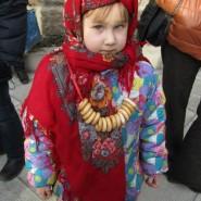 Фольклорный праздник «Боярыня Масленица» фотографии