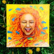 Выставка «В ярком цвете» фотографии