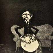 Выставка  «Виктор Пивоваров. Иллюстрация и галлюцинация» фотографии