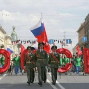 День России в Санкт-Петербурге 2016 фотографии