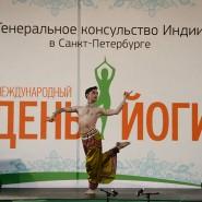 Международный день йоги в Санкт-Петербурге 2017 фотографии