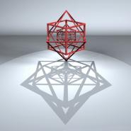 Выставка  «Метаморфозы куба» фотографии