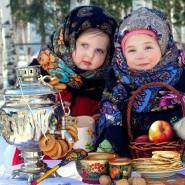 Праздник Масленицы в Санкт-Петербурге 2018 фотографии