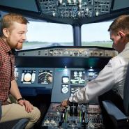 Авиатренажер Dream Aero в Санкт-Петербурге фотографии