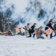 Семейный исторический фестиваль «Боевая сталь» 2018 фотографии