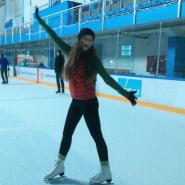 Массовые катания на коньках фотографии