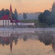 Приоратский дворец  фотографии