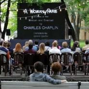 Кинофестиваль в саду Фонтанного Дома 2018 фотографии