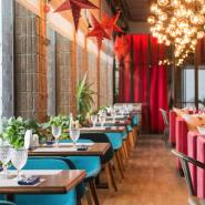 Ресторан «Паруса на крыше» фотографии