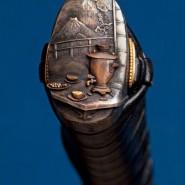 Выставка «Стиль. Образ. Гармония. Мастера-оружейники современной России» фотографии