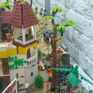 Выставка-музей кубиков  LEGO фотографии