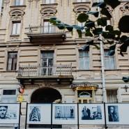 Выставка «Строители нового Петербурга» фотографии